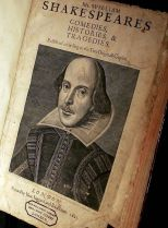 shakespeare 1st folio edition